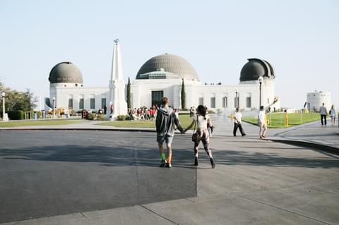 Los Feliz offers rich cultural experiences and hiking trails that wind through Griffith Park. The trendy neighborhood has a mix of modern and rustic homes, and provides one of the few places in L.A. for stargazing: iconic Griffith Observatory.