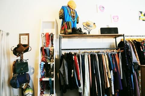 Boutique Shops,