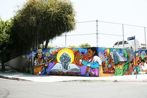 Lincoln Heights, Eastern Los Angeles, CA