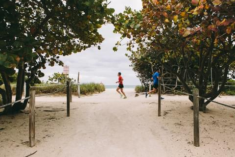 Running Trails Near Bal Harbour,