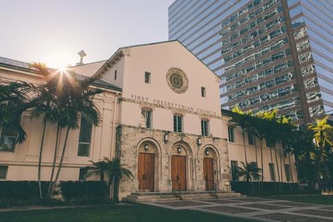 First Presbyterian Church of Miami ,
