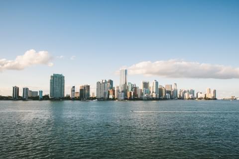 Miami's Downtown Skyline,