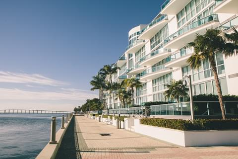Waterfront Living in Downtown Miami,