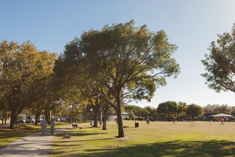 Community Life in Key Biscayne,