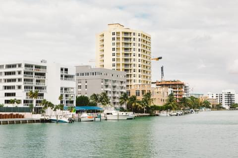 Located midway between Miami and Fort Lauderdale, North Miami Beach is known as the crossroads of South Florida, making it an especially convenient home base for commuters.