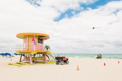 As the heart of Miami, South Beach pulsates a zestful feeling of life throughout South Florida with its world-renowned hotels, nightlife, dining and tourist attractions, sporting a vibrancy many cities yearn for.