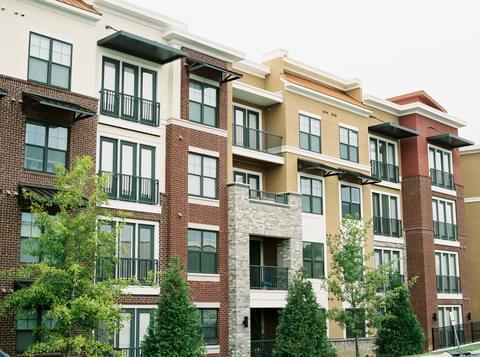 New Apartments,