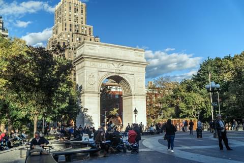 Greenwich Village, New York City, NY