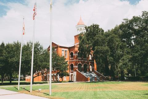 Osceola County Historic Courthouse,