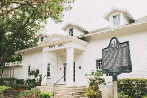 Historic Town Hall,