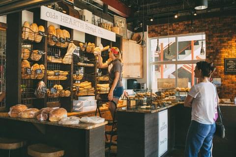 Olde Hearth Bread Co.,