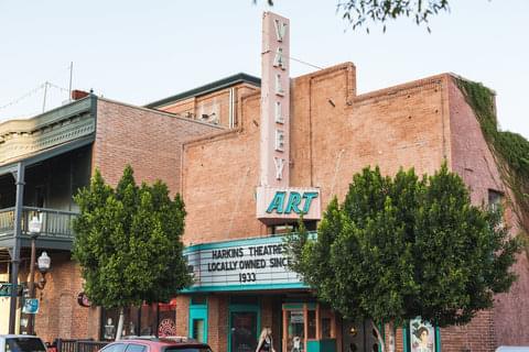 Valley Art Theatre,