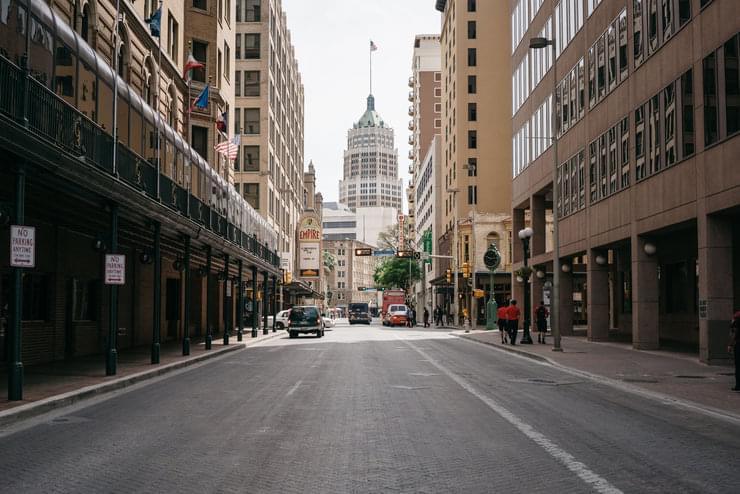 Most Walkable, San Antonio, TX