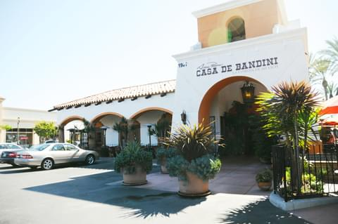 <a href='http://casadebandini.com/' target='_blank' rel='nofollow noopener noreferrer'>Casa de Bandini</a>'s authentic Mexican cuisine and live mariachi music brings Mexico north of the border.