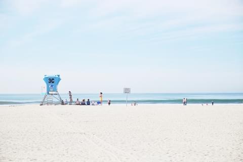 Coronado Beach,