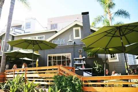 <a href='http://codyslj.com/' target='_blank' rel='nofollow noopener noreferrer'>Cody's La Jolla</a> serves breakfast all day and features a roomy patio for guests to eat, drink and be merry.