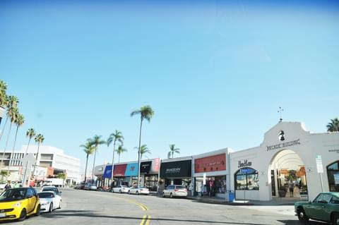 One of La Jolla's main draws, the <a href='http://www.lajollabythesea.com/shopping' target='_blank' rel='nofollow noopener noreferrer'>Girard Avenue</a> shopping district houses a variety of boutiques and specialty shops.