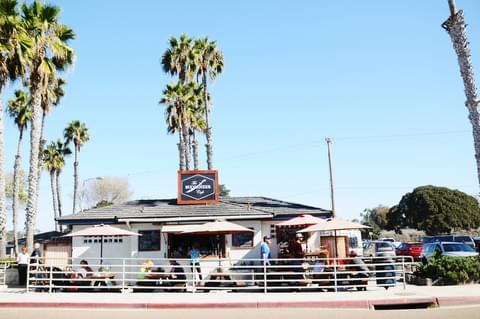 Buccaneer Cafe,