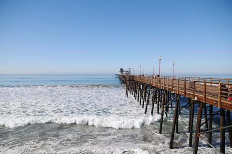 Oceanside Pier,