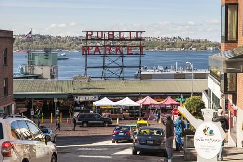 Downtown Seattle, Seattle, WA