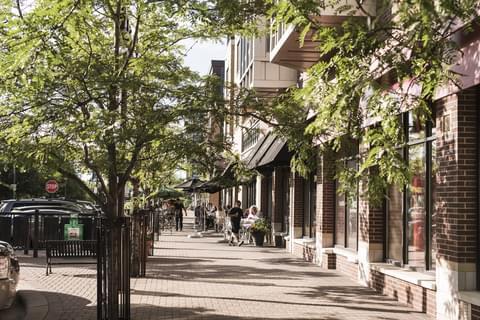 A Walkable Neighborhood,