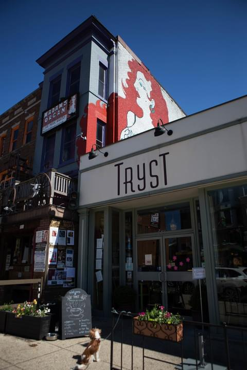 Tryst Coffeehouse,