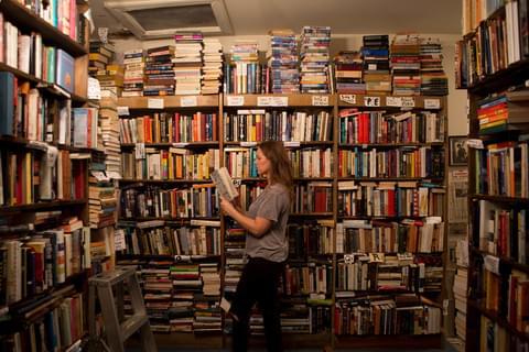 Capitol Hill Books,