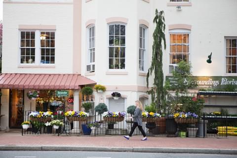 Surroundings Floral Shop,