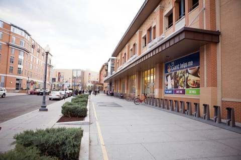 Shopping in Columbia Heights,