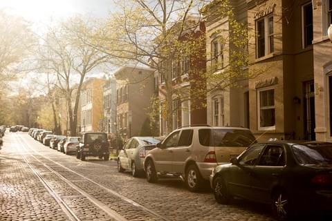 Georgetown's Historic Beauty,