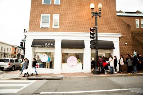 Georgetown Cupcake,