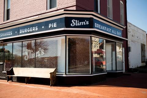 Slim's Diner,