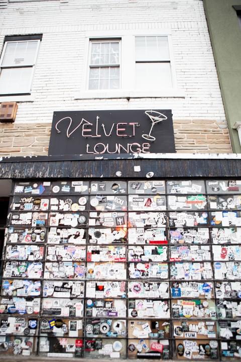 The Velvet Lounge,